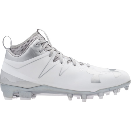 UA Nitro Mid MC Football Cleats
