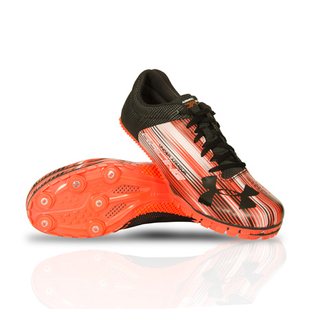 UA Kick Sprint Spikes