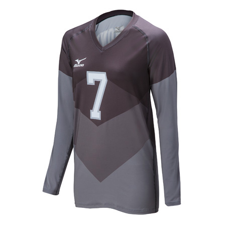 Mizuno L/S Sublimation Jersey