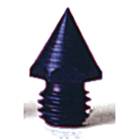 1/4 Steel Hex Replacement Spikes (100)