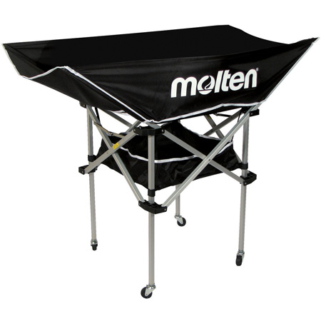 Molten Tall Ball Cart (Black)