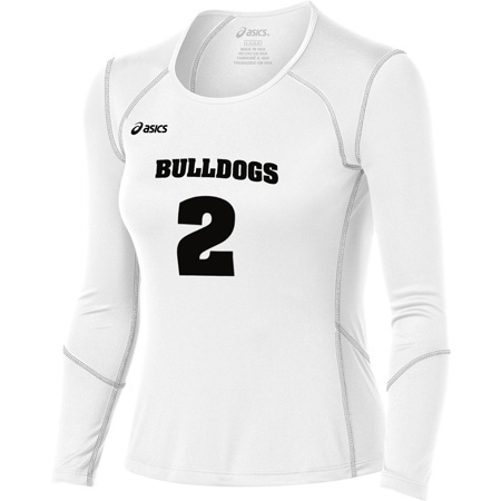 Asics Volleycross L/S Women's Jersey