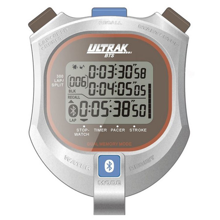 Ultrak Bluetooth Stopwatch w/ Smartphone