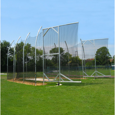 AAE NCAA Dual Pad Hammer/Discus Cage