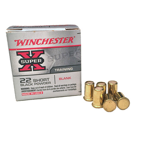 .22 Cal Winchester Blanks