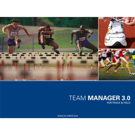 Team Manager Software-Event Tag Labels