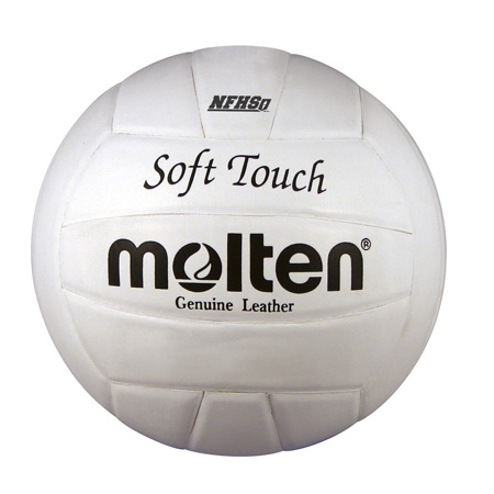 Molten Competition Volleyball White