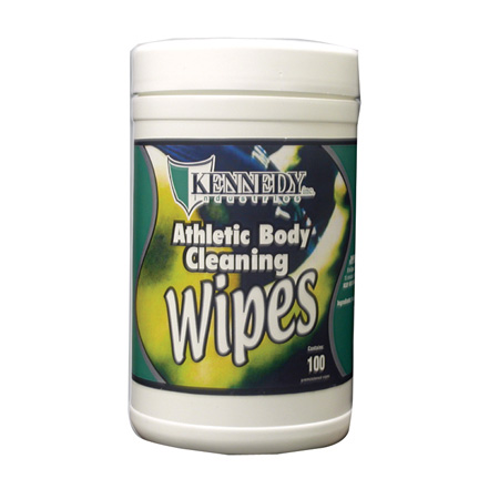 Body Cleaning Wipes-6 canisters per case