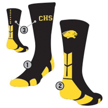 TCK Baseline Custom Sock