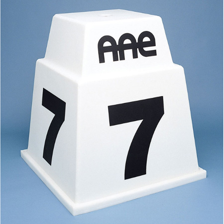 AAE Lane Markers - Set of Eight