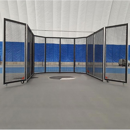 AAE Portable Indoor Weight Cage