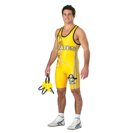 Custom Sublimated Singlet