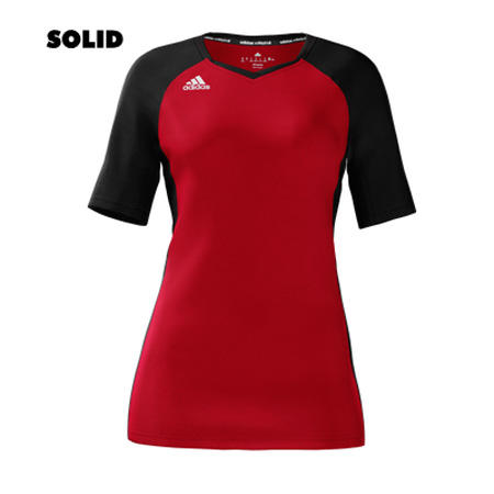 MiAdidas Sublimated 1/2 Sleeve Jersey