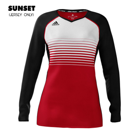 MiAdidas Sublimated Women's L/S Jersey