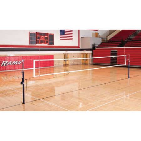 Spalding Two-Court Elite Steel System