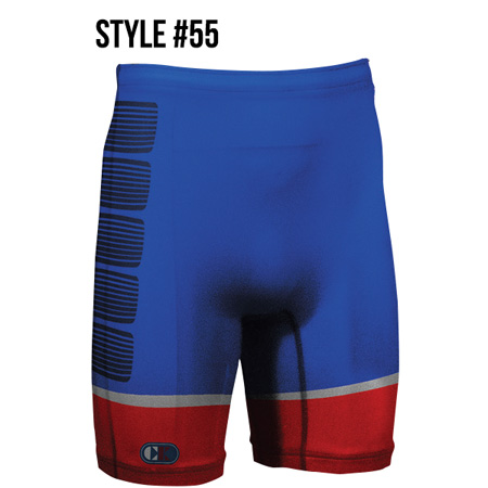 Cliff Keen Custom Sublimated Comp Short