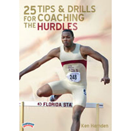 25 Tips & Drills: Coaching Hurdles