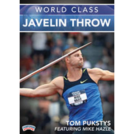World Class Javelin Throw