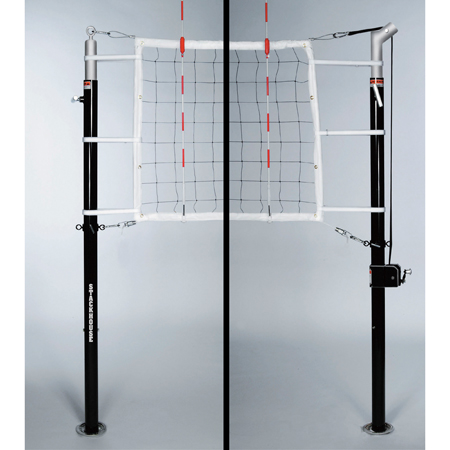 Steel Power Volleyball System