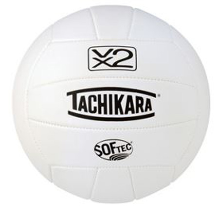 Tachikara  White Volleyball